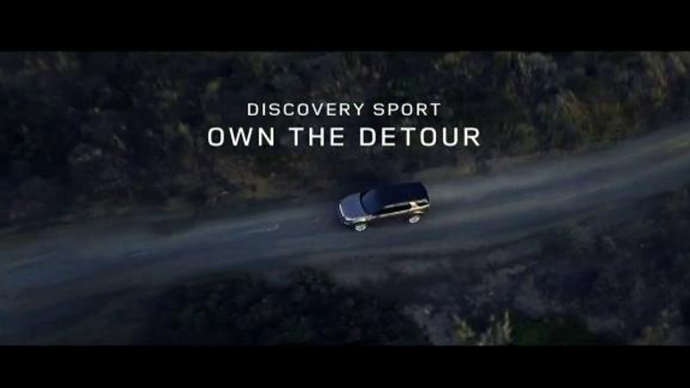 Land Rover Own The Adventure Sales Event Tv Spot Detour