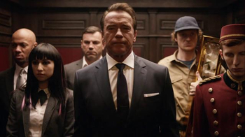Mobile Strike Super Bowl 2016, 'Fight' Feat. Arnold Schwarzenegger
