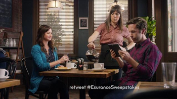 Esurance: Pass It On Sweepstakes