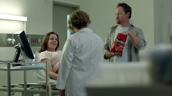 Doritos Super Bowl 2016 TV Spot, 'Ultrasound'