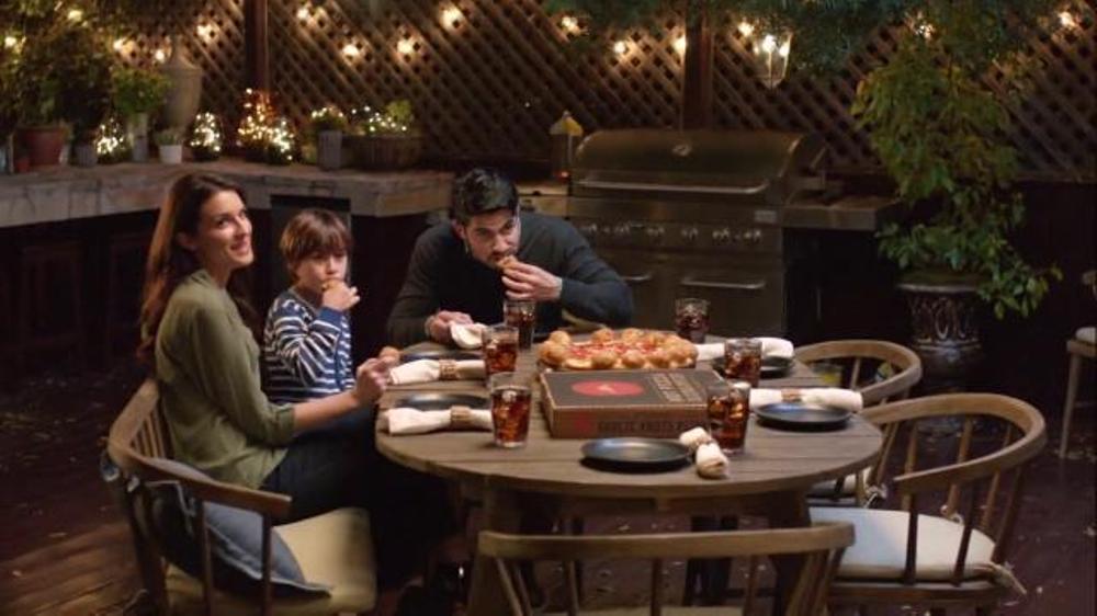 Pizza Hut Stuffed Garlic Knots Pizza TV Spot, 'All-In-One ...