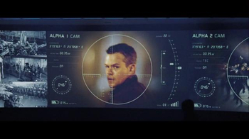 Jason Bourne Super Bowl 2016