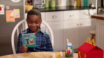 McDonald's Happy Meal TV Spot, 'The Books You Love'