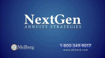 J.D. Mellberg NextGen Annuity Strategies TV Spot, 'Reliable Income'