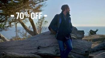 Men's Wearhouse Winter Clearance TV Spot, 'Savings in Season'