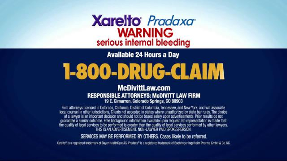 xarelto and ibuprofen