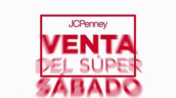 JCPenney Venta del Súper Sábado TV Spot, 'Joyería fina y toallas' [Spanish]