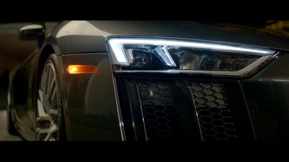 Audi Commercial Super Bowl The Audi Car - Audi r8 commercial