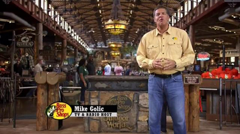 Bass Pro Shops Trophy Deals TV Spot, 'Ammo, Vest and Fishing Classic' - 14 commercial airings