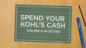 Kohl's: Back-to-School Sneakers