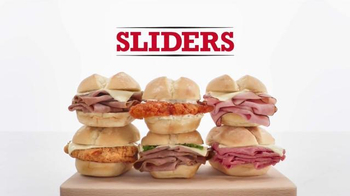 Arby's: Favorite Slider