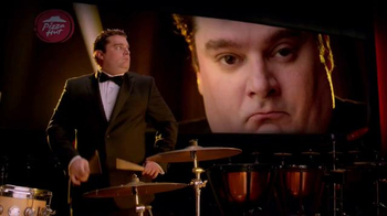 Pizza Hut: Drum Roll: Bobby Moynihan