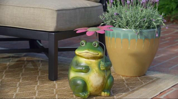 Lowe's: Make Your Home Happy: Frog