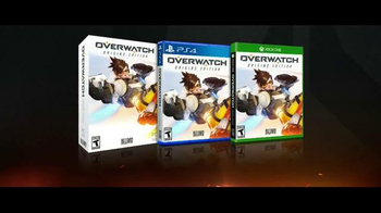 Blizzard Entertainment: Overwatch: Your Watch Begins