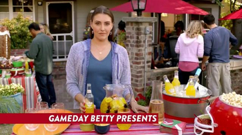 Smirnoff Ice Screwdriver TV Spot, 'Pre-Game Sangria' thumbnail