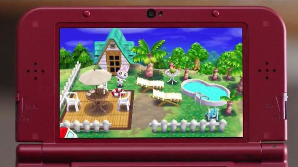 Animal Crossing: Happy Home Designer TV Commercial, 39;Design Inside and