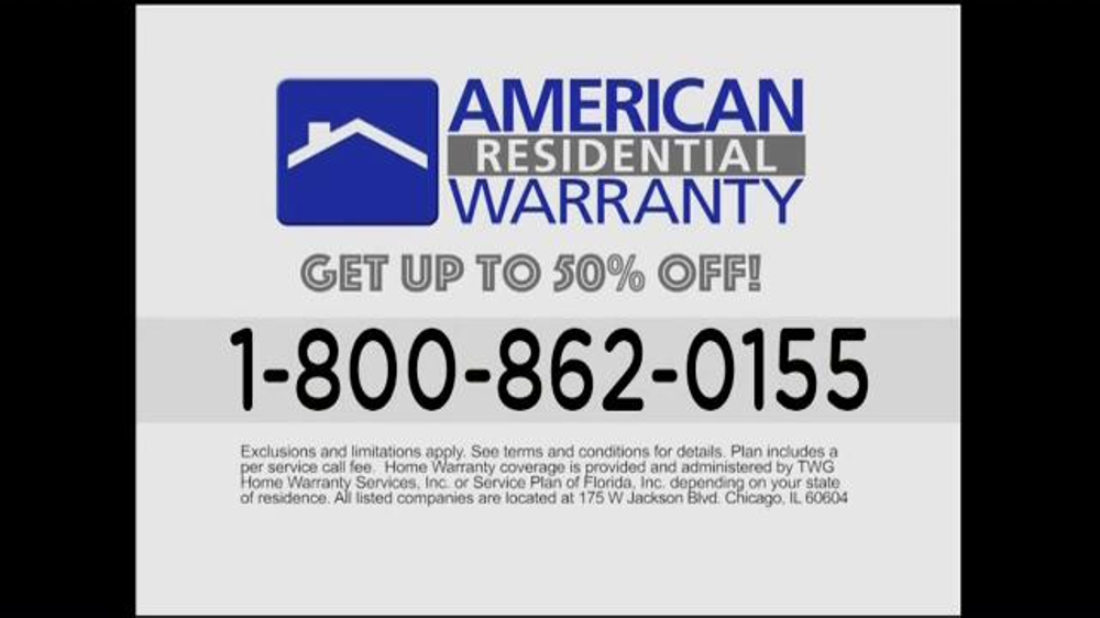 Geico Accident Forgiveness >> American Residential Warranty TV Commercial, 'Home Appliance Repairs' - iSpot.tv