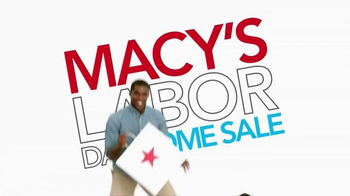 Macy's Labor Day Home Sale TV Spot, 'Cookware, Bedding and Luggage'