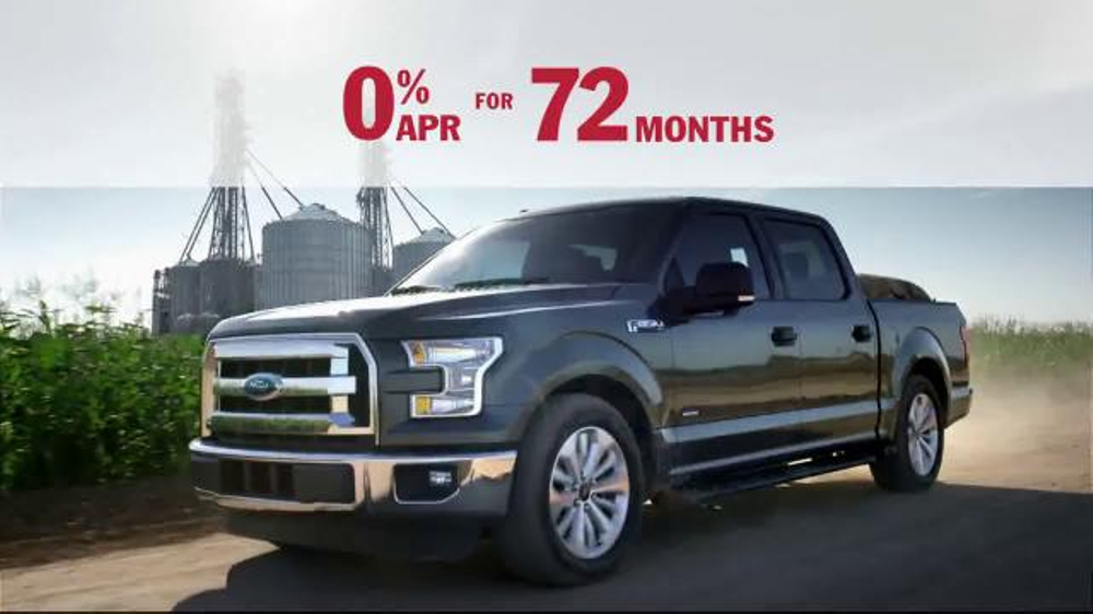 ford free ride sales event tv commercial 39 every 2015 truck 39. Black Bedroom Furniture Sets. Home Design Ideas