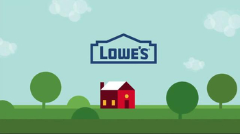 Lowe's Labor Day Saving TV Spot, 'Paint, Stain, Resurfacers & Appliances'