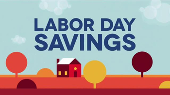 Lowe's Labor Day Savings TV Spot, 'Deck Boards, Fence Panels & Grills'
