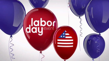 Ashley Furniture Homestore Labor Day Event TV Spot,'Room Packages'