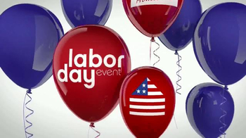 Ashley Furniture Homestore Labor Day Event TV Spot, 'Doorbuster Beds'