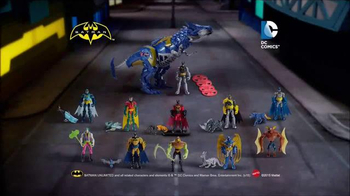 Batman Unlimited CybeRex TV Spot, 'Monster Mayhem' thumbnail