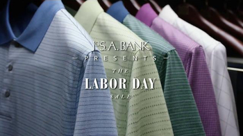 JoS. A. Bank Labor Day Sale TV Spot, 'Mix and Match'