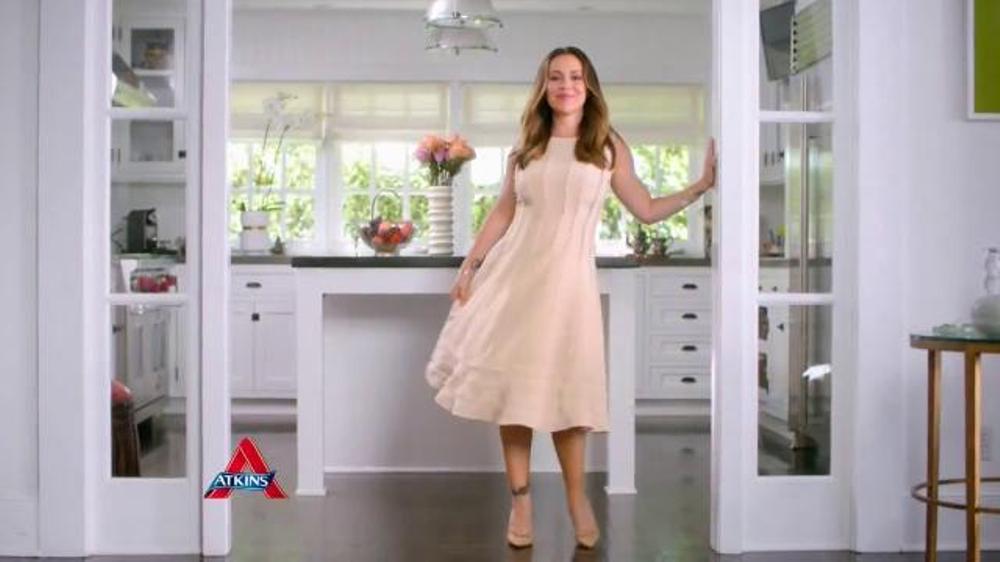 Atkins TV Spot, 'Working Parent' Featuring Alyssa Milano