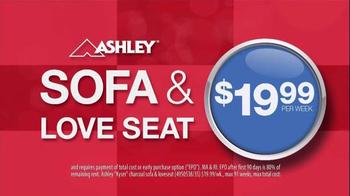 Rent-A-Center TV Spot, 'Sofa & Love Seat'