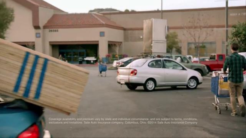 State Farm Accident Forgiveness >> SafeAuto TV Commercial, 'Singing Truck' - iSpot.tv