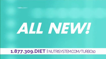 Nutrisystem Turbo10 TV Spot, 'Bust Belly Bloat' Featuring Marie Osmond