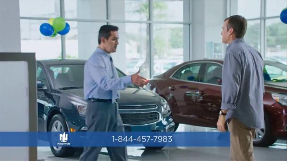 State Farm Accident Forgiveness >> Nationwide Insurance TV Spot, 'New Car Buying Experience' - iSpot.tv