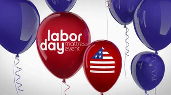 Ashley Furniture Homestore Labor Day Mattress Event TV Spot, 'Final Days'