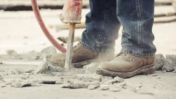 Justin Boots TV Spot, 'Construction'