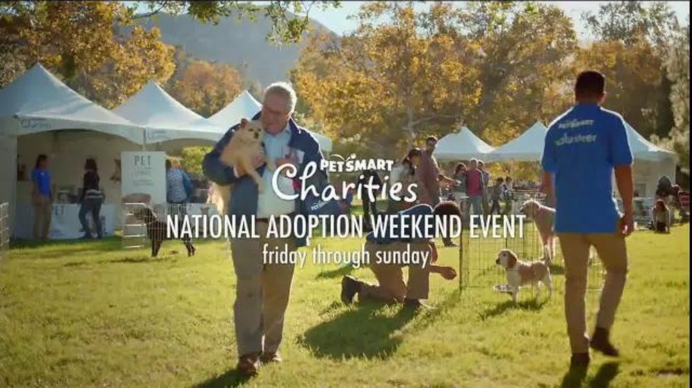 PetSmart 2015 National Adoption Weekend Event TV Spot, 'Change Your World' thumbnail