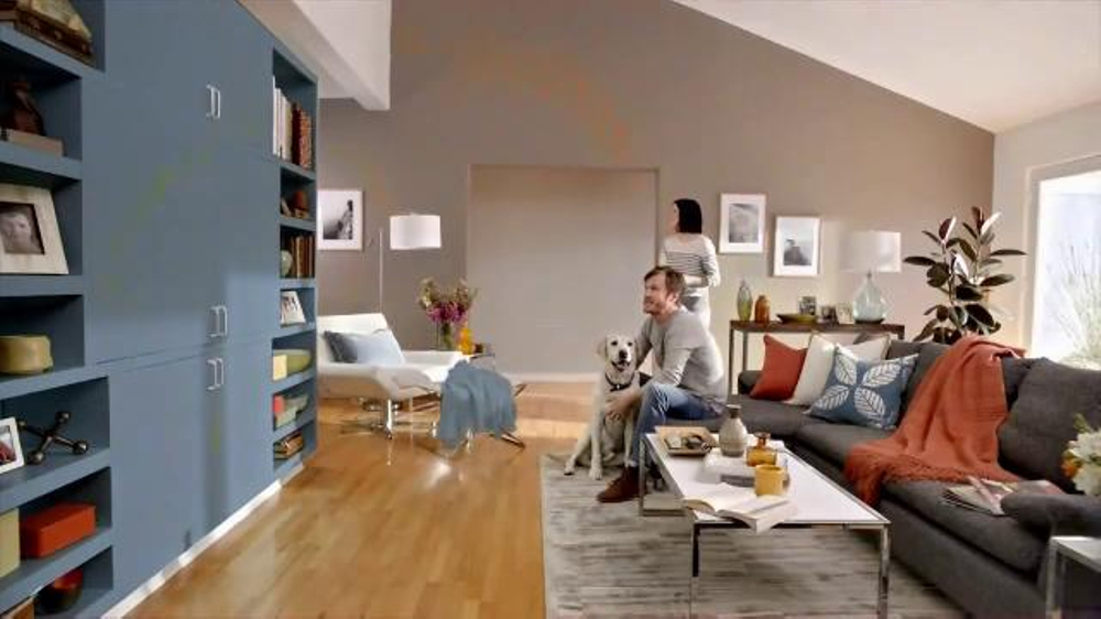 The Home Depot Project Color App TV Commercial, 'Save On