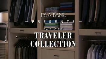 JoS. A. Bank TV Spot, 'The New Traveler Collection'