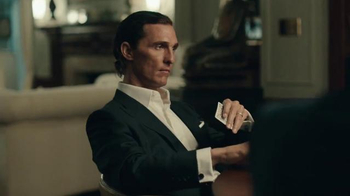 Lincoln Motor Company: The Winning Hand: Matthew McConaughey