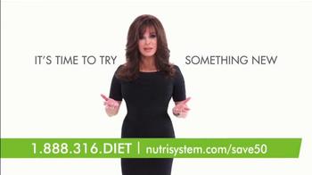 Nutrisystem Fast 5+ TV Spot, 'Back to School' Featuring Melissa Joan Hart
