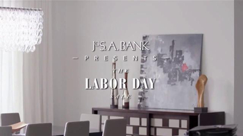 JoS. A. Bank Labor Day Sale TV Spot, 'Choose Your Fit and Style'
