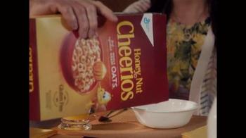 Cheerios TV Spot, 'Gluten Free Oats' Ft. Phil Zietlow