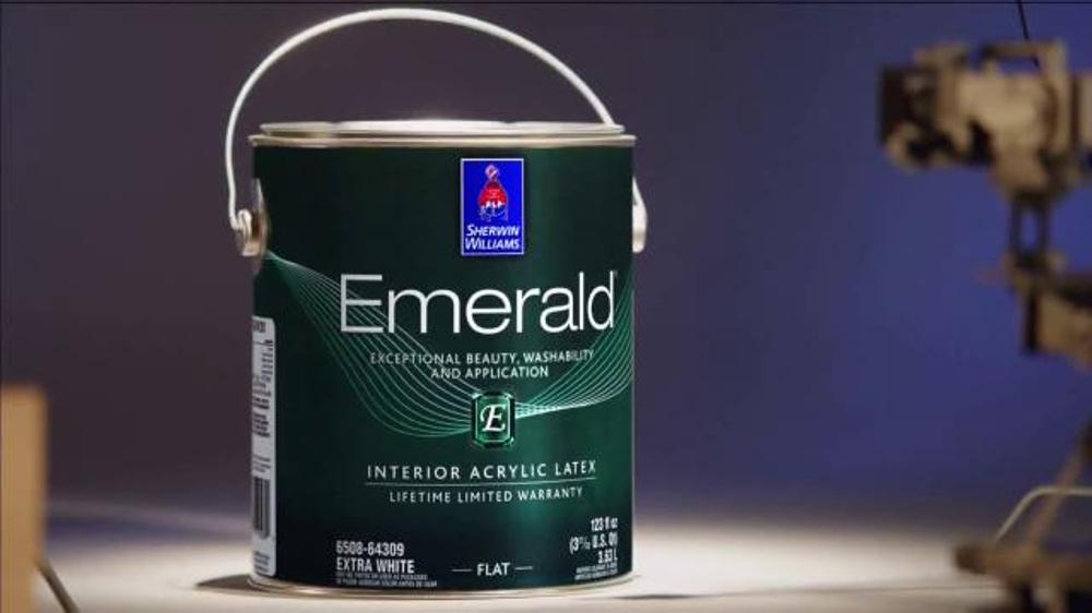 Sherwin Williams Emerald Paint Tv Spot 39 Tbs Exceptional Beauty 39