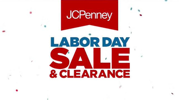 JCPenney Labor Day Sale & Clearance TV Spot, 'Juniors and Kids'