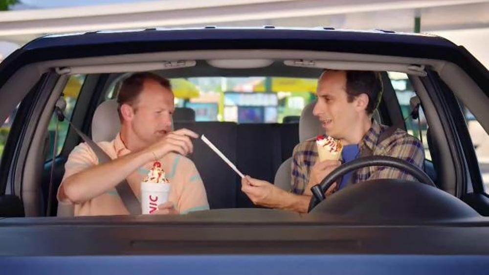 Sonic Drive-In Ice Cream Cake TV Spot, 'Anniversary' thumbnail