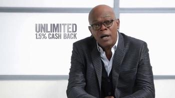 Capital One Quicksilver Card TV Spot, 'Simple' Featuring Samuel L. Jackson thumbnail
