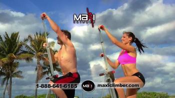 MaxiClimber TV Spot, 'Quemas Más Calorías' [Spanish]