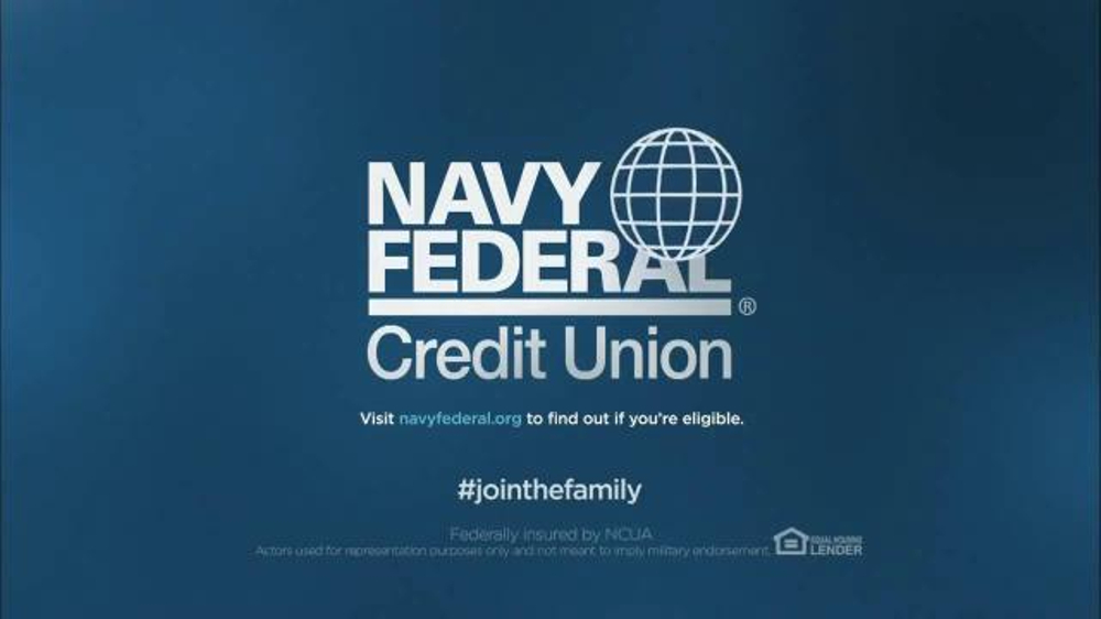 Navy Federal Credit Union TV Spot, 'Mess Hall' - iSpot.tv