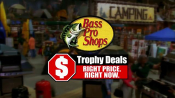 Bass Pro Shops Trophy Deals TV Spot, 'Plano Ammo Can and Scent-A-Way Spray'